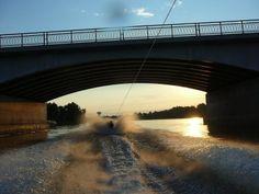 Endurance racing on the Maumee River