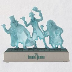 Disney The Haunted Mansion Hitchhiking Ghosts Musical Ornament With Light - Keepsake Ornaments - Hallmark $39.99