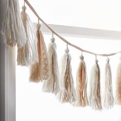Lace Fabric Garland #pbteen
