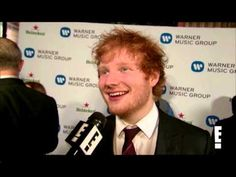 Ed Sheeran - New Zealand TV Interview, while being tattooed 06/03/13 - YouTube