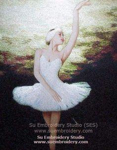 Silk embroidery art painting, handmade embroidery, Chinese embroidery, Suzhou embroidery, Su Embroidery Studio