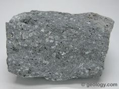 Igneous Rocks #where #can #you #find #igneous #rocks http://poland.nef2.com/igneous-rocks-where-can-you-find-igneous-rocks/  # Pictures of Igneous Rocks Photos of Common Intrusive and Extrusive Igneous Rock Types Andesite is a fine-grained, extrusive igneous rock composed mainly of plagioclase with other minerals such as hornblende. pyroxene, and biotite. The specimen shown is about two inches (five centimeters) across. What are Igneous Rocks? Igneous rocks are formed from the solidification…