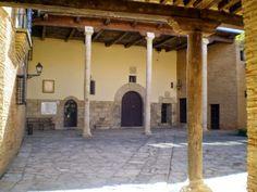 Albergue de peregrinos del Convento de Santa Clara, Carrión de los Condes, #Palencia #CaminodeSantiago