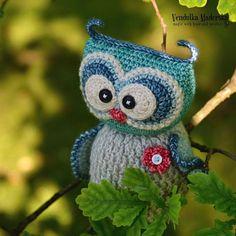 Crochet pattern  Sweet owl by VendulkaM  amigurumi/ crochet