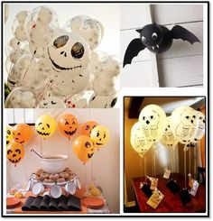 Cool Halloween Ideas Using Sharpie Markers