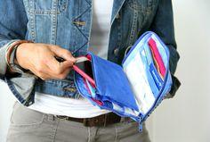Zipper Wallet DIY