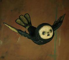 goldbird - Scott Radke work