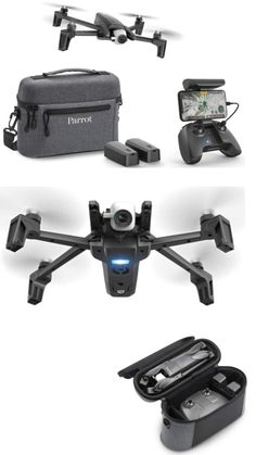unique on the market, impress your friends with cinema-quality videos with breathtaking effects: low angle, compensated traveling, automatic subject framing, original aerial selfies and even Follow Me tracking drone (in-app purchase). With the Parrot Anafi, all that is now possible in the blink of an eye, using your smartphone #Amazon #amazonproducts #amazondeals #amazonkindle #drone #dronephotography #dronestagram #droneshots #dronepilot #droneoftheday #amazonelectronics #electronic Parrot Drone, Amazon Electronics, Amazon Kindle, Drone Photography, Carry On Bag, Dark Grey, Compact, Low Angle