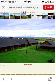 Wild West Event Centre