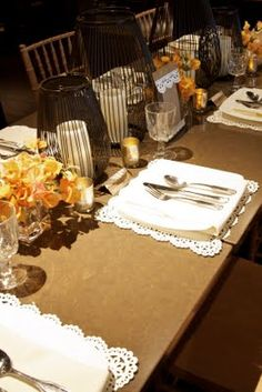 A Luxe Filipiniana Dinner Party ~ Craft and Couture