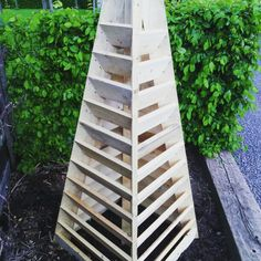 Aardbeien toren