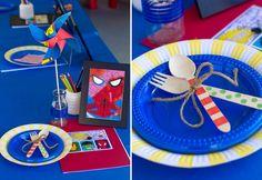 Whole Lotta Superhero Guest Dessert Feature | Amy Atlas Events