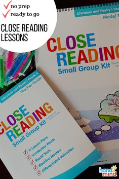 Close Reading develops critical, analytical readers through an interactive, close reading experience in a small group setting! Close Reading Poster, Reading Posters, Spelling Activities, Teaching Activities, Reading Passages, Reading Comprehension, Student Reading, Guided Reading, Close Reading Strategies