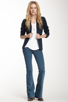 Joy Flare Jean by DL1961 on @HauteLook