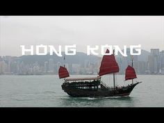 Tommy Kane Draws Hong Kong - YouTube