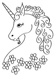 print coloring image | Pinterest | Unicorns, Birthdays and Coloring ...