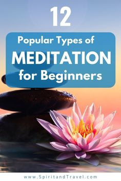 Learn to meditate: How to do the most popular types of meditation and what benefits to expect. With 12 Guided Meditation Breathing Meditation, Meditation For Stress, Relaxation Meditation, Meditation For Beginners, Meditation Benefits, Meditation Quotes, Meditation Techniques, Daily Meditation, Chakra Meditation