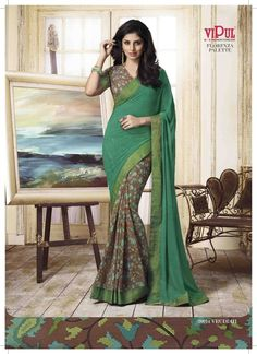 NEW DESIGNER SARI INDIAN SAREE ETHNIC BOLLYWOOD PAKISTANI WEDDING PARTY WEAR #Unbranded #SareeSari #PartyDailyandCasualWear