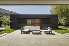 Contemporary Sleepout » Archipro