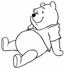 How to Draw Winnie The Pooh, Step by Step, Disney