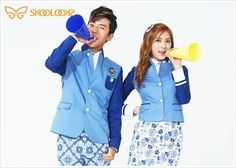 Yongguk and Hayoung