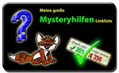"""Eine """"kleine"""" Liste mit Links zu Seiten, die ich bisher benötigt habe um Mysteries zu lösen. Vielleicht hilft Euch ja auch der ein oder andere Link um Euren aktuellen Mystery-Geocache zu lösen oder die Liste gibt Euch einen Denkanstoß um einen eigenen Mystery zu legen? Schaut immer mal wieder rein - ich werde ich die Liste in regelmäßigen Abständen aktualisieren. Wenn Ihr noch einen Tipp habt, ..."""