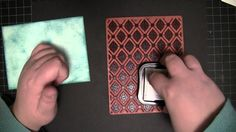 PB&J World Card Making Day- Penny Black and Spellbinders