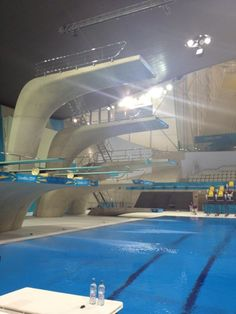 Javi i.'s photo of London 2012 venue - Aquatics Centre on Foursquare