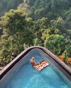 Floating Breakfast in Bali, 10 luxury resorts to try it COUPLES! via holiday destinations paradise Floating Breakfast in Bali: 10 Resorts to Try it! Beautiful Places To Travel, Beautiful Hotels, Cool Places To Visit, Places To Go, Vacation Places, Dream Vacations, Vacation Spots, Honeymoon Places, Honeymoon Pictures