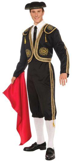 Matador Adult Costume - Matador Costumes