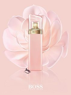 Hugo Boss Ma Vie - Fronted by Gwyneth Paltrow (2014) {New Perfume} {Celebrity-Endorsed Fragrance}