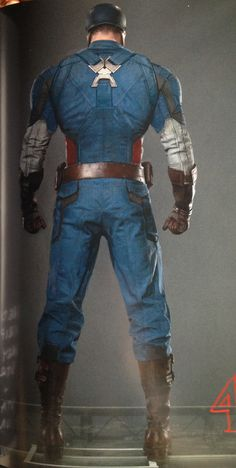 1/6 Hot Toys - MMS - Captain America: The Winter Soldier - Golden Age Captain…
