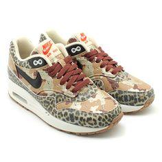 atmos x Nike WMNS Air Max 1 PRM - 'Desert Camo / Leopard' | Sole Collector