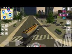 ROOFTOP DERBY EXTREME Truck Android Gameplay 3