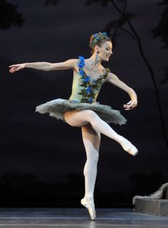 Helen Crawford as Fairy of the Woodland Glade. Royal Ballet,...