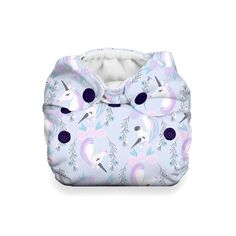 Persevering Three New Soft Minky Birth To Potty Nappies Baby Changing & Nappies