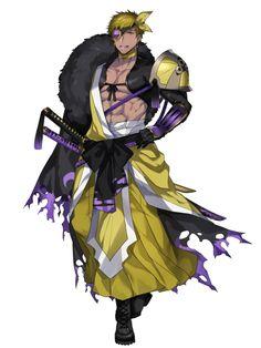 Sword womanizing of Girugarudo ♂ Doujigiri timer