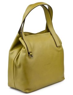 Coccinelle Olive green Milla Hobo bag