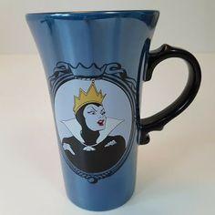 Evil Witch Coffee Mug from Disney's Snow White Disney Coffee Mugs, Coffee Mugs Vintage, Blue Coffee Mugs, Coffee Mug Quotes, Disney Mugs, Disney Gift, I Love Coffee, Coffee Cups, Coffee Mug Display