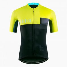 MAILLOT ROCKET HOMBRE SN LIME Bike Wear, Cycling Wear, Cycling Jerseys, Cycling Outfit, Men's Cycling, Cycling Clothes, Bike Style, Gym Style, Apparel Design