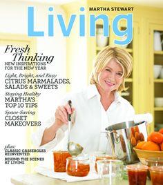 FREE Martha Stewart Living Magazine (1-Year Subscription)