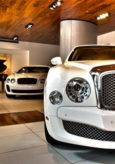 Bentley Mulsanne & Continental