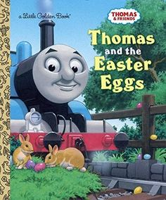 Easter Books for Boys - Thomas Train Easter book Best Children Books, Books For Boys, Easter Books, Easter Eggs, Easter Colouring, Coloring Books, Margaret Wise Brown, Shape Books, Easter Pictures