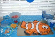 Bing's Nemo party!