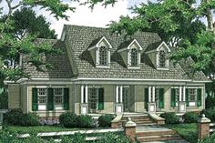 Southern House Plans & Southern Home Plans – The House Plan Shop