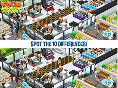 Can you spot the 10 differences?