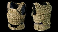 Scorpion Body Armor