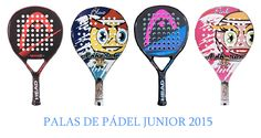 Palas de Pádel Junior 2015
