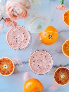 Raikas Veriappelsiinismoothie x 2   Annin Uunissa Great Recipes, Favorite Recipes, Most Delicious Recipe, Grapefruit, Panna Cotta, Brunch, Pudding, Yummy Food, Meals