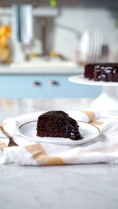 Bolo de Chocolate Sem Farinha This chocolate cake looks amazing! Brownie Recipes, Cake Recipes, Dessert Recipes, Flourless Chocolate Cakes, Chocolate Recipes, Cake Chocolate, Food Cakes, Sweet Recipes, Cooking Recipes